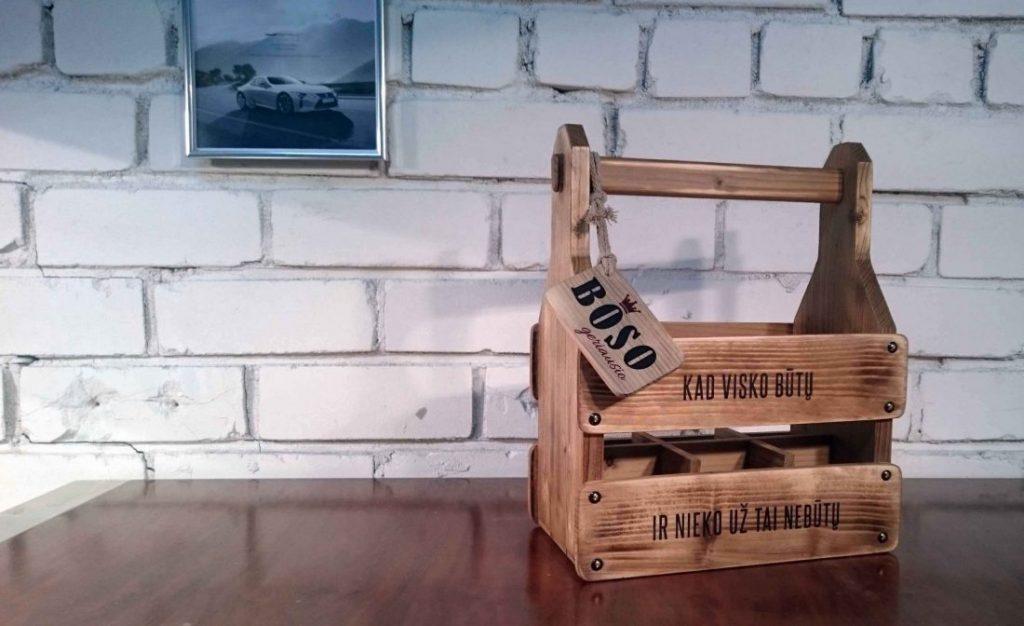 Dėžė alui Bosui