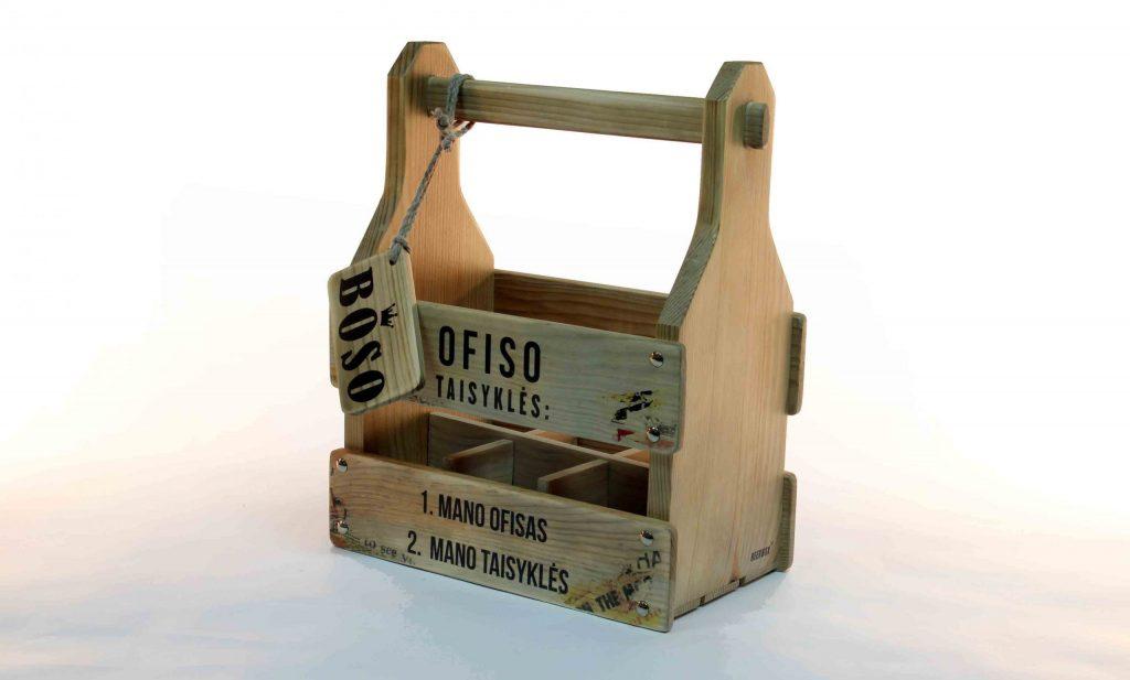 Dovanų dėžutė Bosui