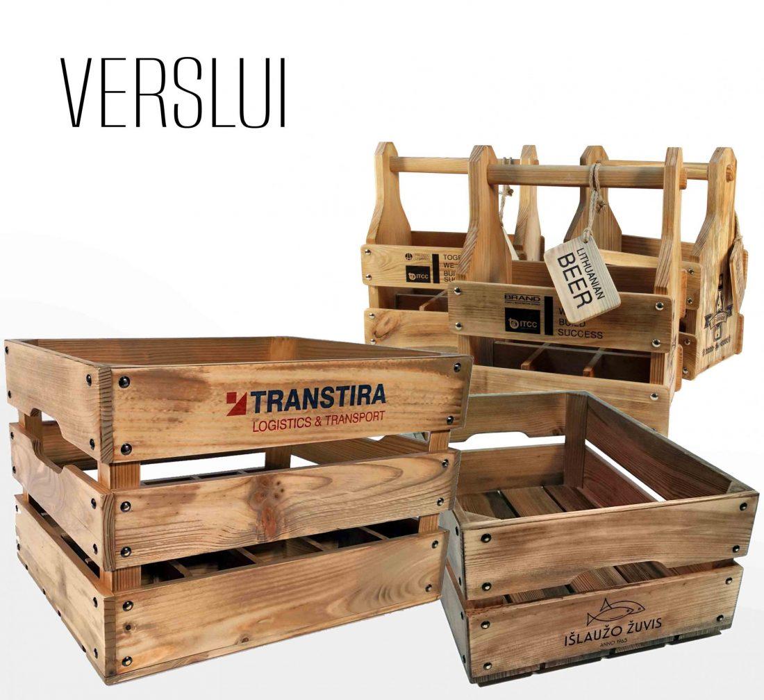 Originalios dėžės Verslo dovanos