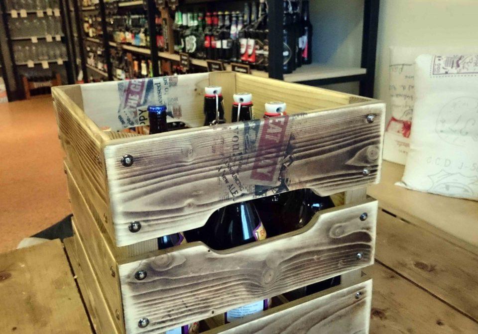 Dėžė alui Original